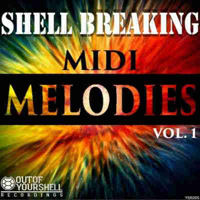 MIDI ����� - Out Of Your Shell Sounds Shell Breaking Melodies Vol.1
