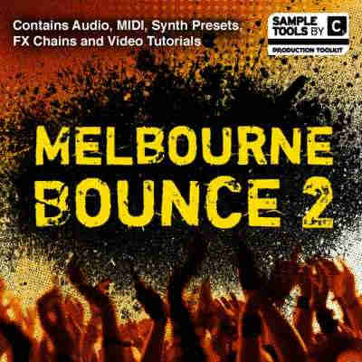 сэмплы electro - Sample Tools by Cr2 Melbourne Bounce 2