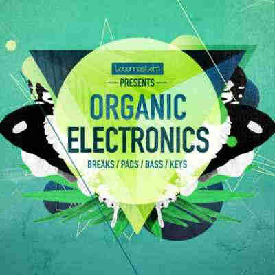 сэмплы downtempo - Loopmasters Organic Electronics