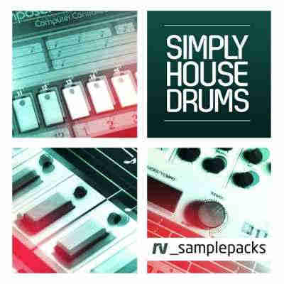 ������ house - RV_Samples Simply House Drums