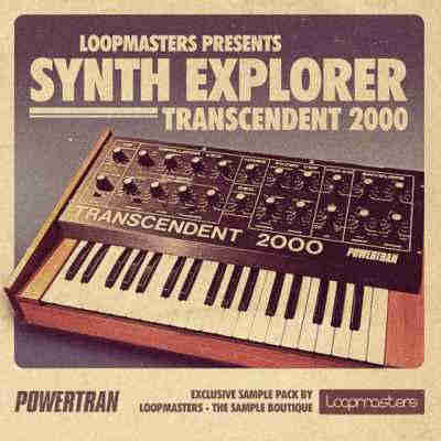 ������ Loopmasters - Synth Explorer Transcendent 2000