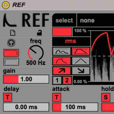 K-Devices Ref for Ableton Live
