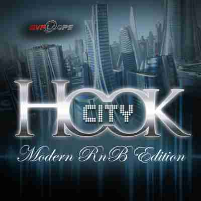сэмплы rnb - MVP Loops - Hook City Modern RnB Edition