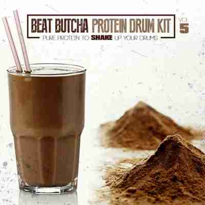 сэмплы ударных -Beat Butcha - Pure Protein Drum Kit Vol. 5 (WAV)