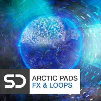 сэмплы ambient / cinematic - Sample Diggers - Arctic Pads Fx and Loops