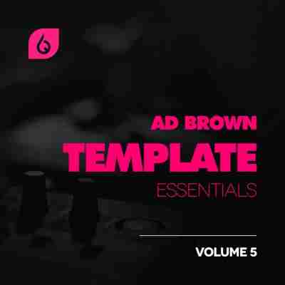 ������ ��� Logic Pro - Freshly Squeezed Samples - Ad Brown Template Essentials Vol. 5